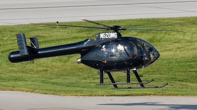 A picture of N520MG - MD Helicopters MD 500 - [LN004] - © Jeremy D. Dando