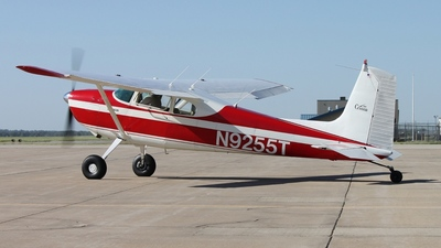 N9255T - Cessna 180C Skywagon - Private