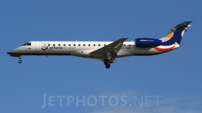 SX-CMA - Embraer ERJ-145EU - Athens Airways