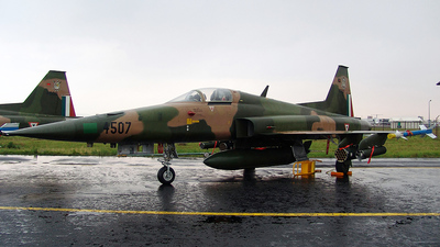 4507 - Northrop F-5E Tiger II - Mexico - Air Force