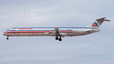 N976TW - McDonnell Douglas MD-83 - American Airlines