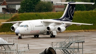 OO-MJE - British Aerospace BAe 146-200 - Korongo Airlines