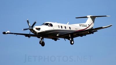 N730AG - Pilatus PC-12/47E - Private