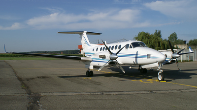 OK-LFD - Beechcraft B300 King Air 350 - Time Air