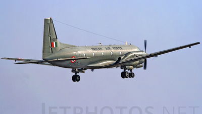 H-2378 - Hindustan Aeronautics HAL-748 - India - Air Force