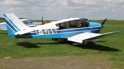 F-GJQN - Robin DR400/180 Régent - Private