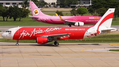 HS-ABF - Airbus A320-216 - Thai AirAsia