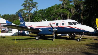 A picture of N316AF - Embraer EMB110P1 Bandeirante - [110.271] - © Carlos Barcelo