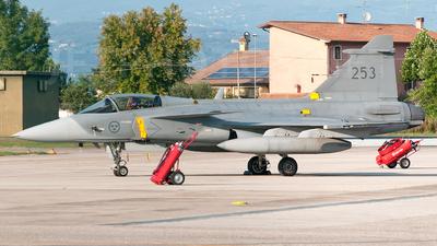 39253 - Saab JAS-39C Gripen - Sweden - Air Force