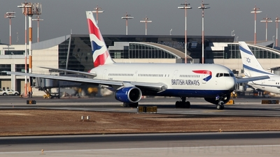 G-BNWN - Boeing 767-336(ER) - British Airways