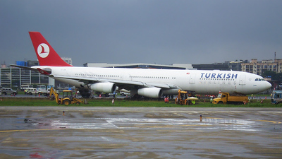 TC-JDM - Airbus A340-311 - Turkish Airlines