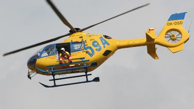 OK-DSD - Eurocopter EC 135T2 - Delta System-Air