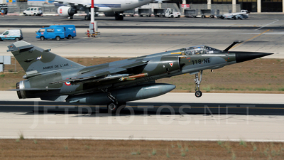 617 - Dassault Mirage F1CR - France - Air Force