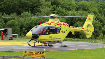 LN-OON - Eurocopter EC 135P2+ - Norsk Luftambulanse