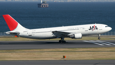 JA8527 - Airbus A300B4-605R - Japan Airlines (JAL)