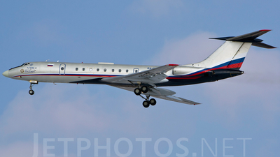 RA-65737 - Tupolev Tu-134B-3 - Rusjet Aircraft Production Consortium