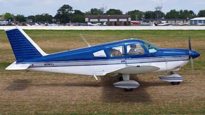A picture of N5163L - Piper PA28180 - [284448] - © Steve Homewood