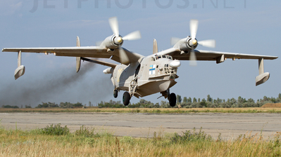 02 - Beriev Be-12 - Ukraine - Navy