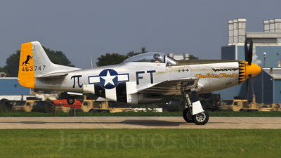 N251CS - North American P-51D Mustang - Private