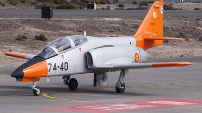 E.25-17 - CASA C-101 Aviojet - Spain - Air Force