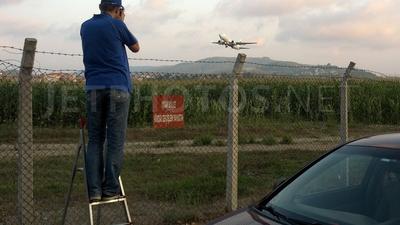 LTAS - Airport - Spotting Location