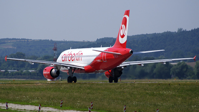 D-ABGJ - Airbus A319-112 - Air Berlin
