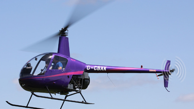 G-CBXK - Robinson R22 Mariner II - Private