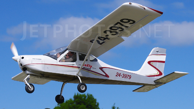 24-3979 - Tecnam P92-S Echo - Private