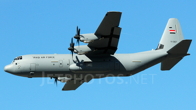 YI-307 - Lockheed Martin C-130J-30 Hercules - Iraq - Air Force