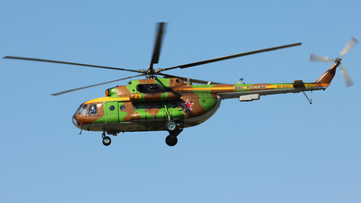 RF-95817 - Mil Mi-8 Hip - Russia - Air Force