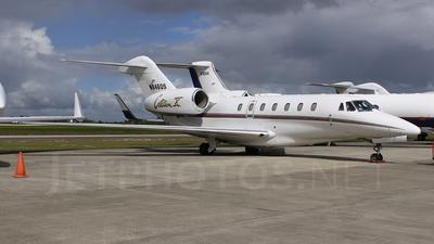 N946QS - Cessna 750 Citation X - Private