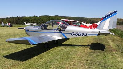 A picture of GCDVU - Evektor EV97 EuroStar - [2525] - © Ian Howat