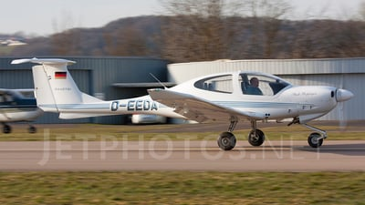 D-EEDA - Diamond DA-40D Diamond Star TDI - Private