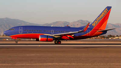 N937WN - Boeing 737-7H4 - Southwest Airlines