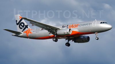 VH-VGR - Airbus A320-232 - Jetstar Airways
