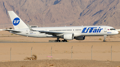 VQ-BKB - Boeing 757-2Q8 - UTair Aviation