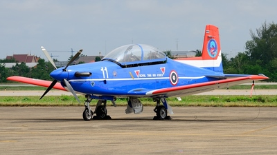 F19-11/34 - Pilatus PC-9 - Thailand - Royal Thai Air Force