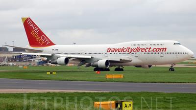 TF-AME - Boeing 747-312 - Air Atlanta Icelandic