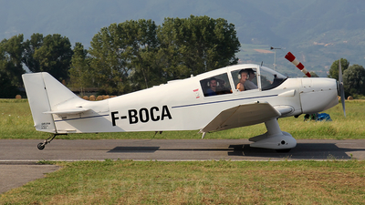 F-BOCA - Jodel DR250/160 Capitaine - Private