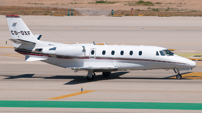 CS-DXF - Cessna 560XL Citation Excel - NetJets Europe
