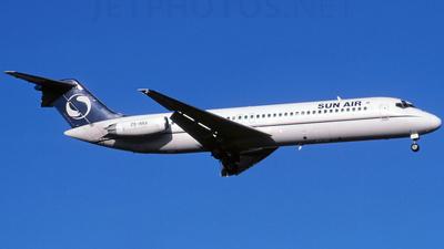 ZS-NRA - McDonnell Douglas DC-9-32 - SunAir