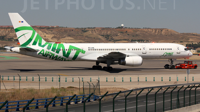 EC-LHL - Boeing 757-28A - Mint Airways