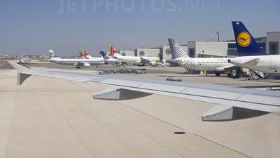 F-GFKM - Airbus A320-211 - Air France