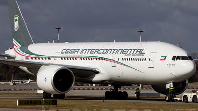 3C-LLS - Boeing 777-2FBLR - Ceiba Intercontinental Airlines