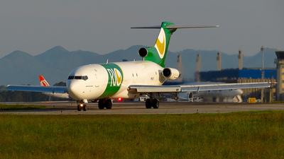PR-IOF - Boeing 727-214(Adv)(F) - Rio Linhas Aéreas