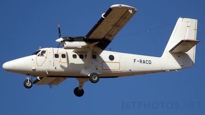 298 - De Havilland Canada DHC-6-300 Twin Otter - France - Air Force
