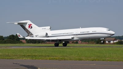 M-FAHD - Boeing 727-76 - Private