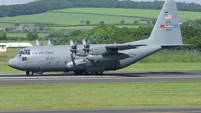 89-9103 - Lockheed C-130H Hercules - United States - US Air Force (USAF)