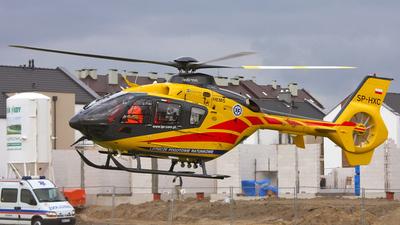 SP-HXC - Eurocopter EC 135P2 - Lotnicze Pogotowie Ratunkowe