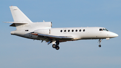 F-RAFI - Dassault Falcon 50 - France - Air Force
